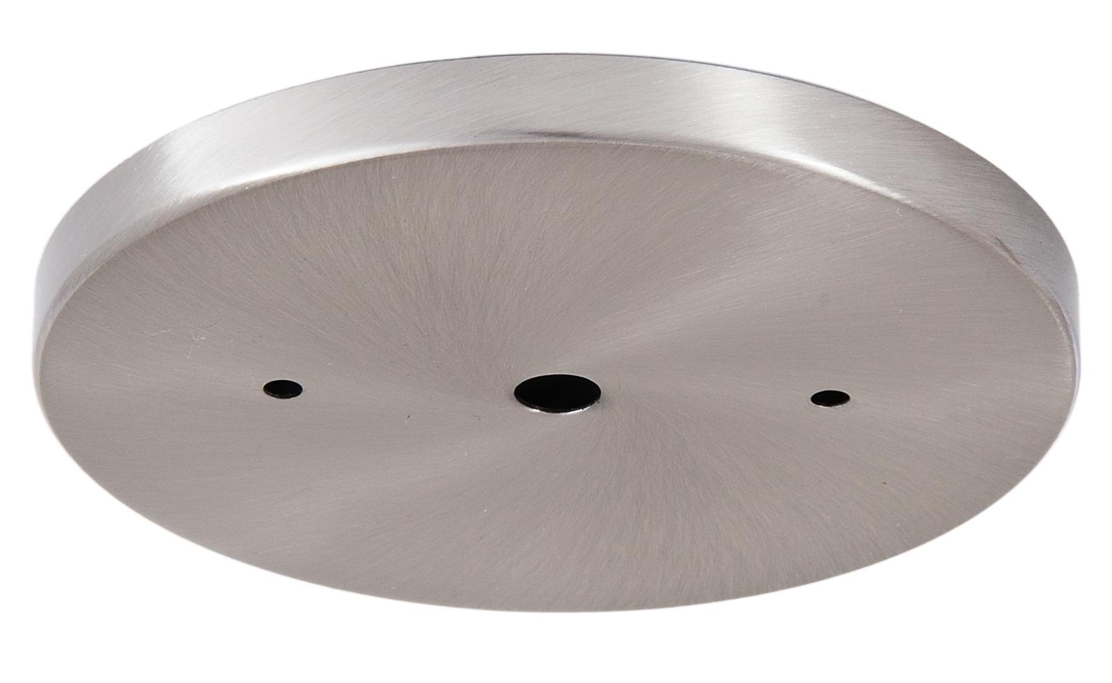Satin Nickel Modern Shallow Canopy Amp Canopy Kits 11783sn