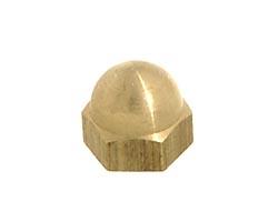 B/&P Lamp Antique Bronze Cap Nut 8//32