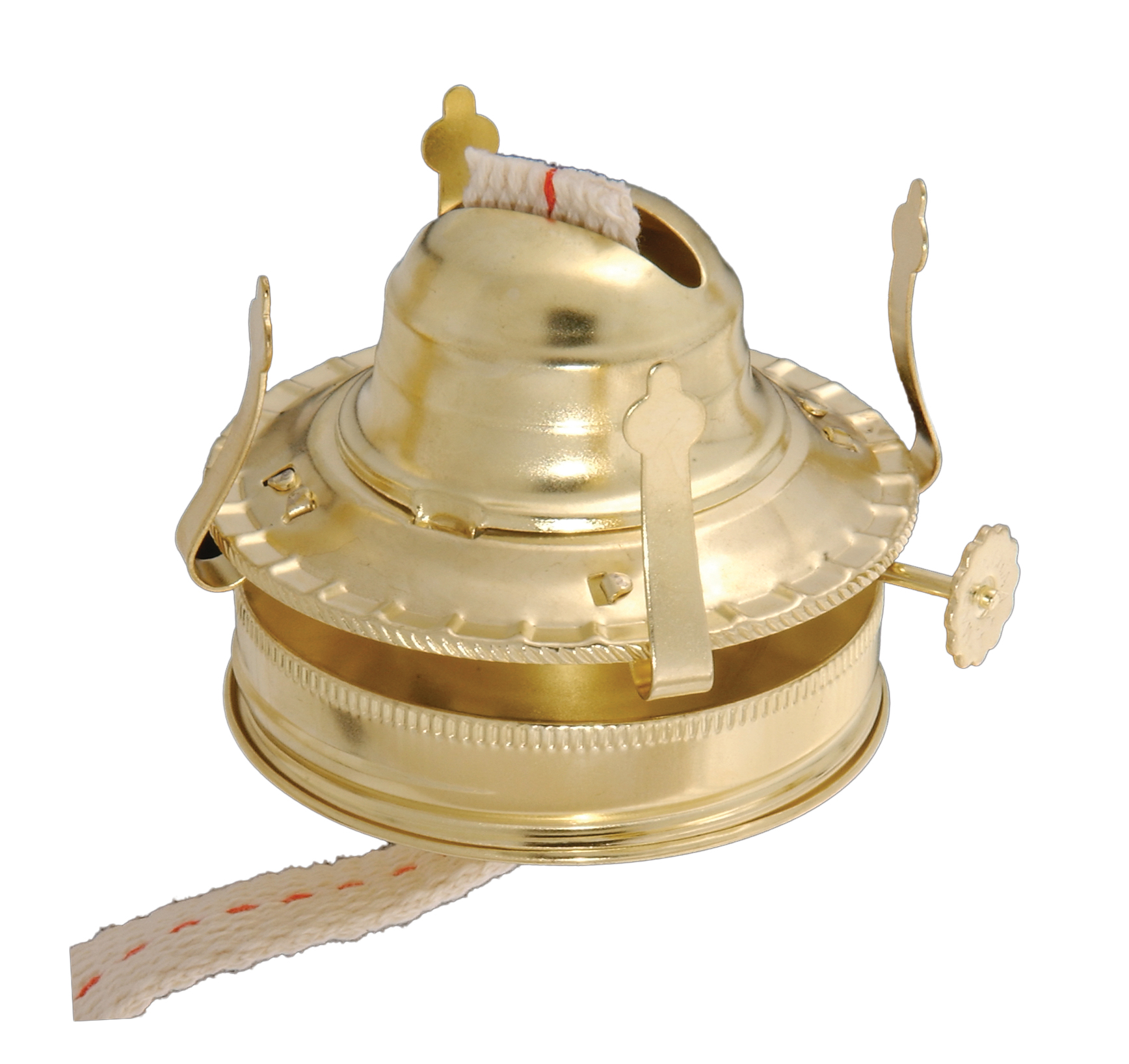 2 Size Fruit Jar to Oil Lamp Adapter 30286 | B&P Lamp Supply