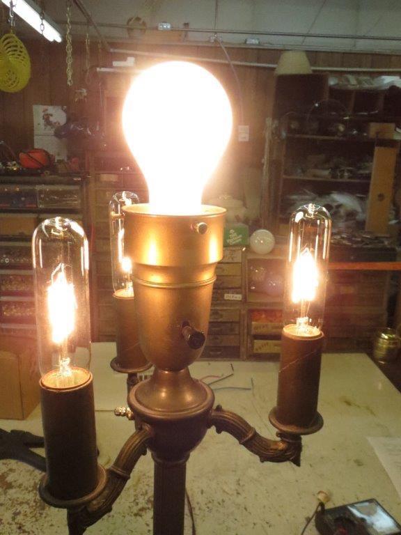 Lamp Repair Kit For Reflector Style Floor Lamps 30580 B