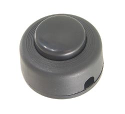 B&P Lamp On/Off, Push Button Floor Switch