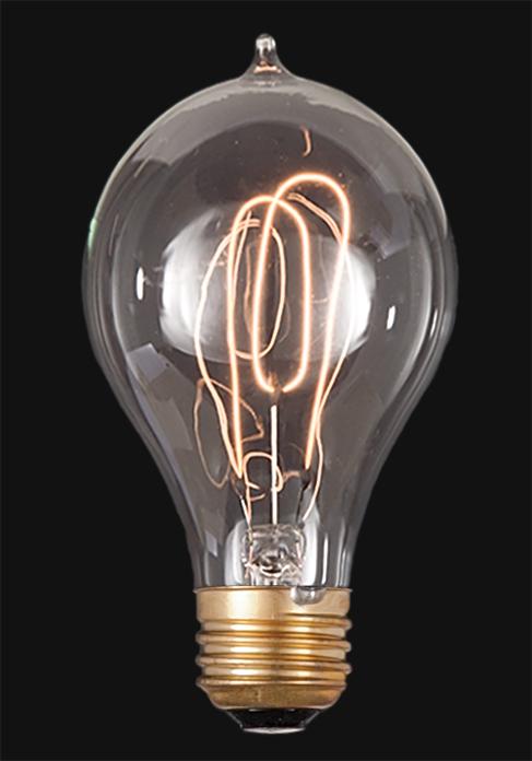 1893 Style Light Bulb 47093 B Amp P Lamp Supply
