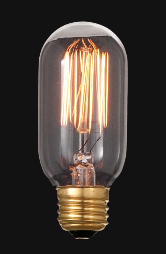 Vintage Style Oval Light Bulb 47114 B Amp P Lamp Supply