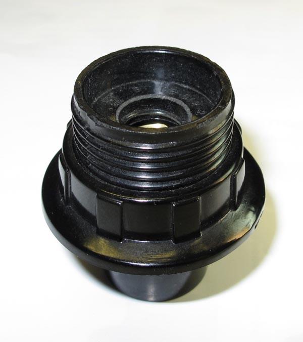 Euro Style E12 Phenolic Candelabra Lamp Socket 47646 B