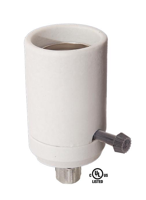 3 Way Mogul Porcelain Socket 48102 B Amp P Lamp Supply