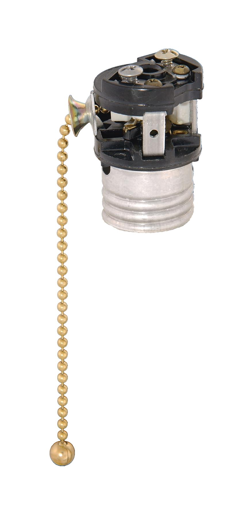 Leviton Brand Pull Chain Socket Interior For Fat Boy Only
