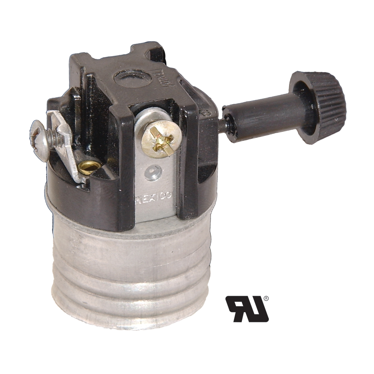 Lamp Socket Wiring Diagram Todays A Light Leviton Brand Three Terminal Turn Knob Interior For 48206