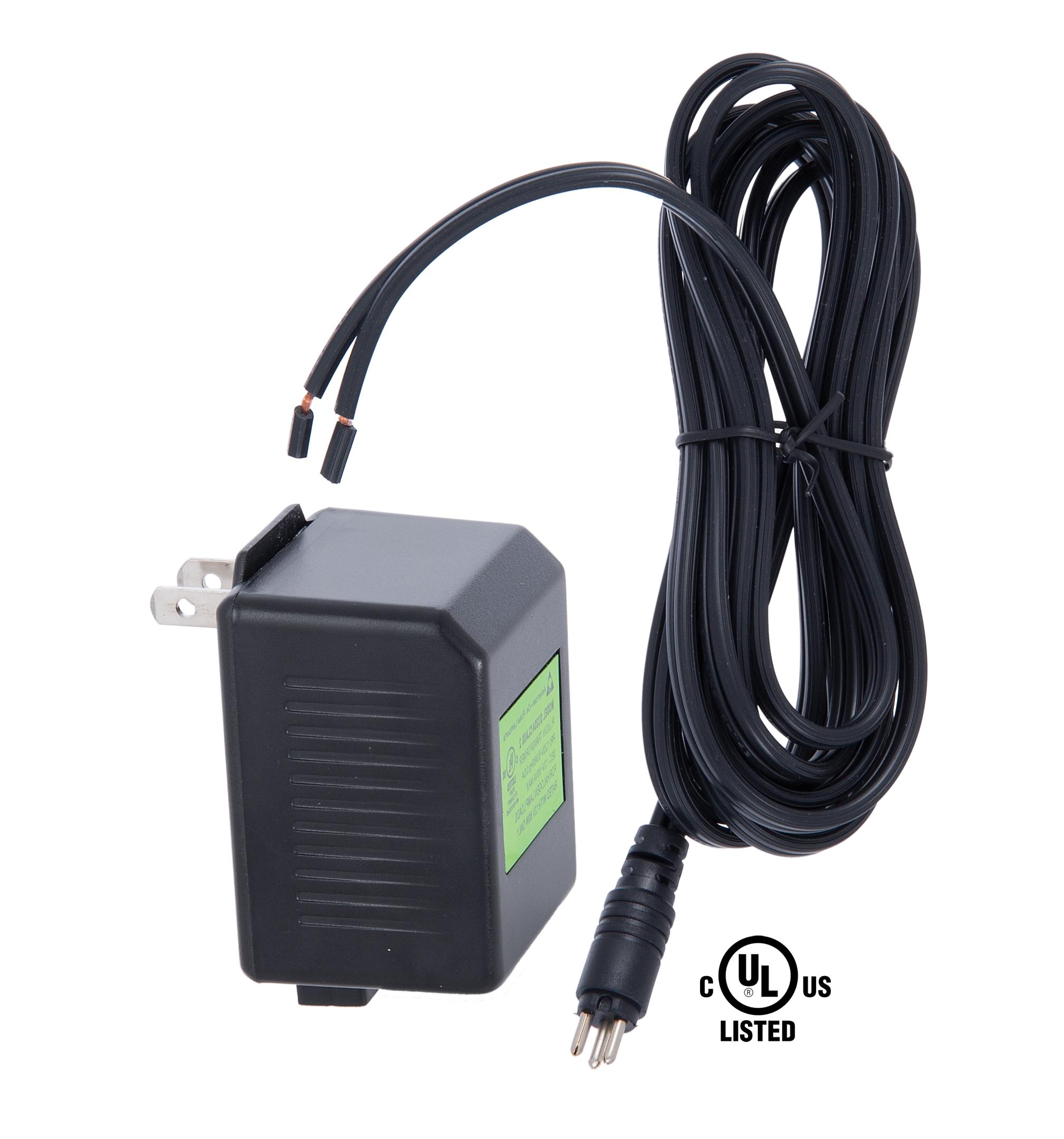 Halogen Lamp Electronic Transformer Plug 48467 | B&P Lamp Supply