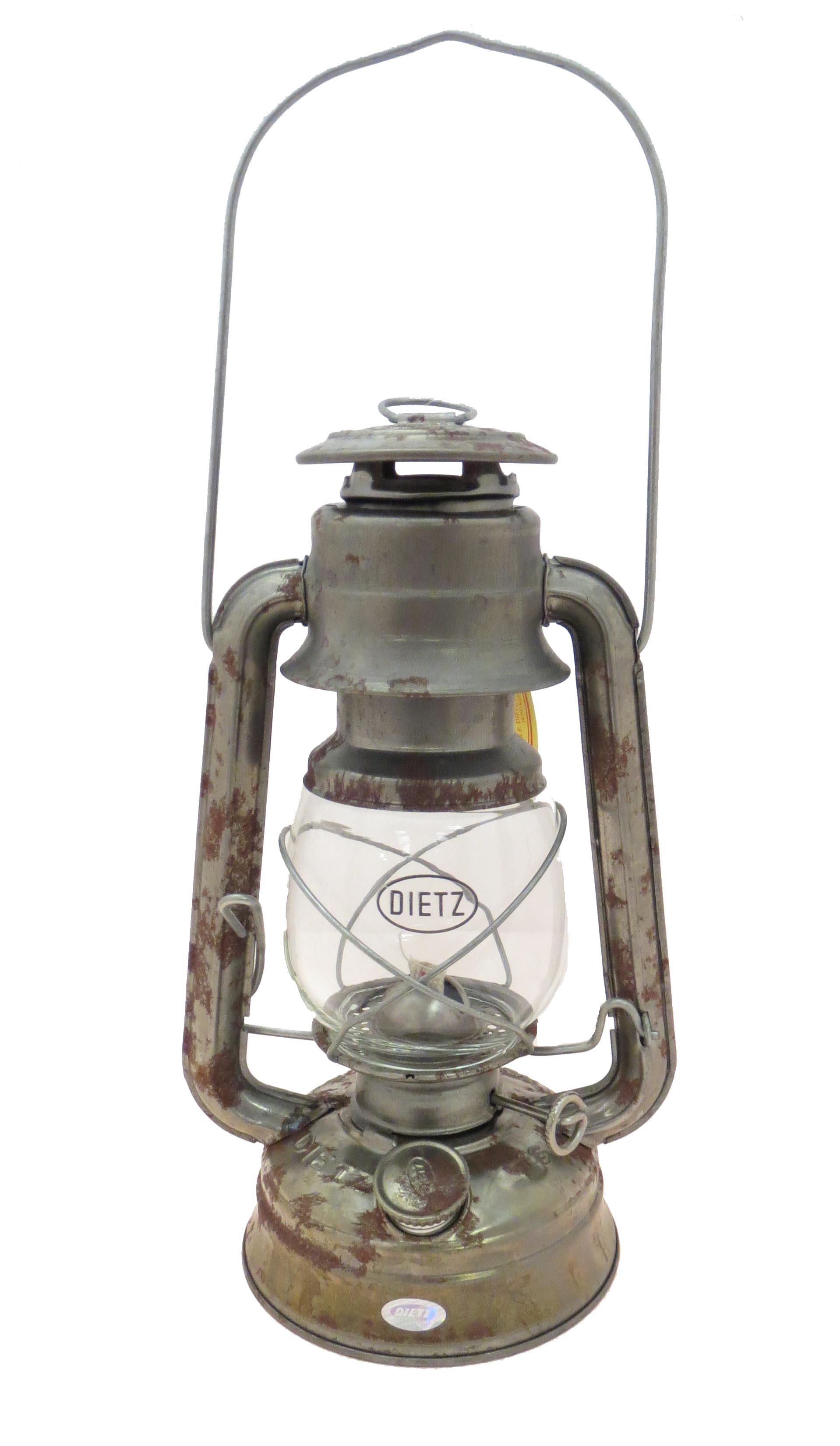 Unfinished Dietz Brand 76 The Original Oil Lantern 69873