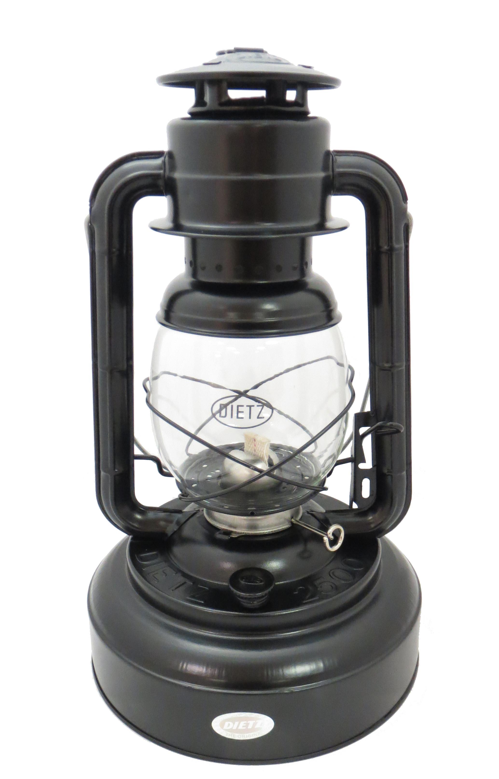 Dietz 2500 Jupiter Lantern Black 69881 B Amp P Lamp Supply