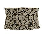 Shallow Drum No-Hug - Cotton Damask