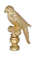 "3 1/8"" Die Cast ""Parrot"" Finial"