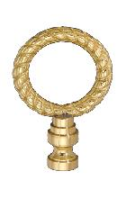 "2 5/8"" Die Cast Brass Finial"