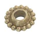 "Cast Brass ""Beaded"" Seating Ring for 3/4"" Tube"