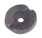 "Cast Iron Loader, 1/2 lb., 2 9/16"" dia."