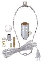 search With lamp wiring kit with fullrange dimmer socket 30554a10 antique lamp