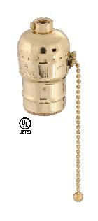Leviton Brand, FAT BOY Pull Chain Socket