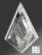Diamond Kite Rock Crystal