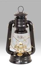 "Black and Gold Dietz Brand #76 ""The Original"" Oil Lantern"