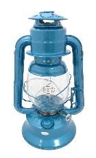Blue Dietz Brand #30 Little Wizard Oil Lantern