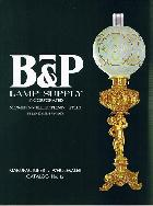 Vintage B&P Lamp Supply Catalog No. 12