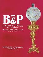 Vintage B&P Lamp Supply Catalog No.69